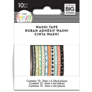 WASHI TAPE SKINNY - BABY BOY