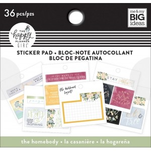 Tiny Stickers Pad - Homebody