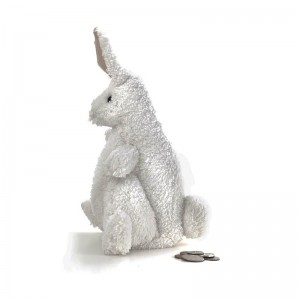 Alcancía Conejo