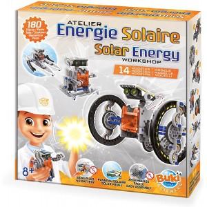 Energía Solar 14 en 1